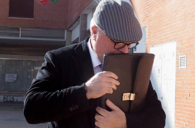 El comisario Villarejo, en una imagen de