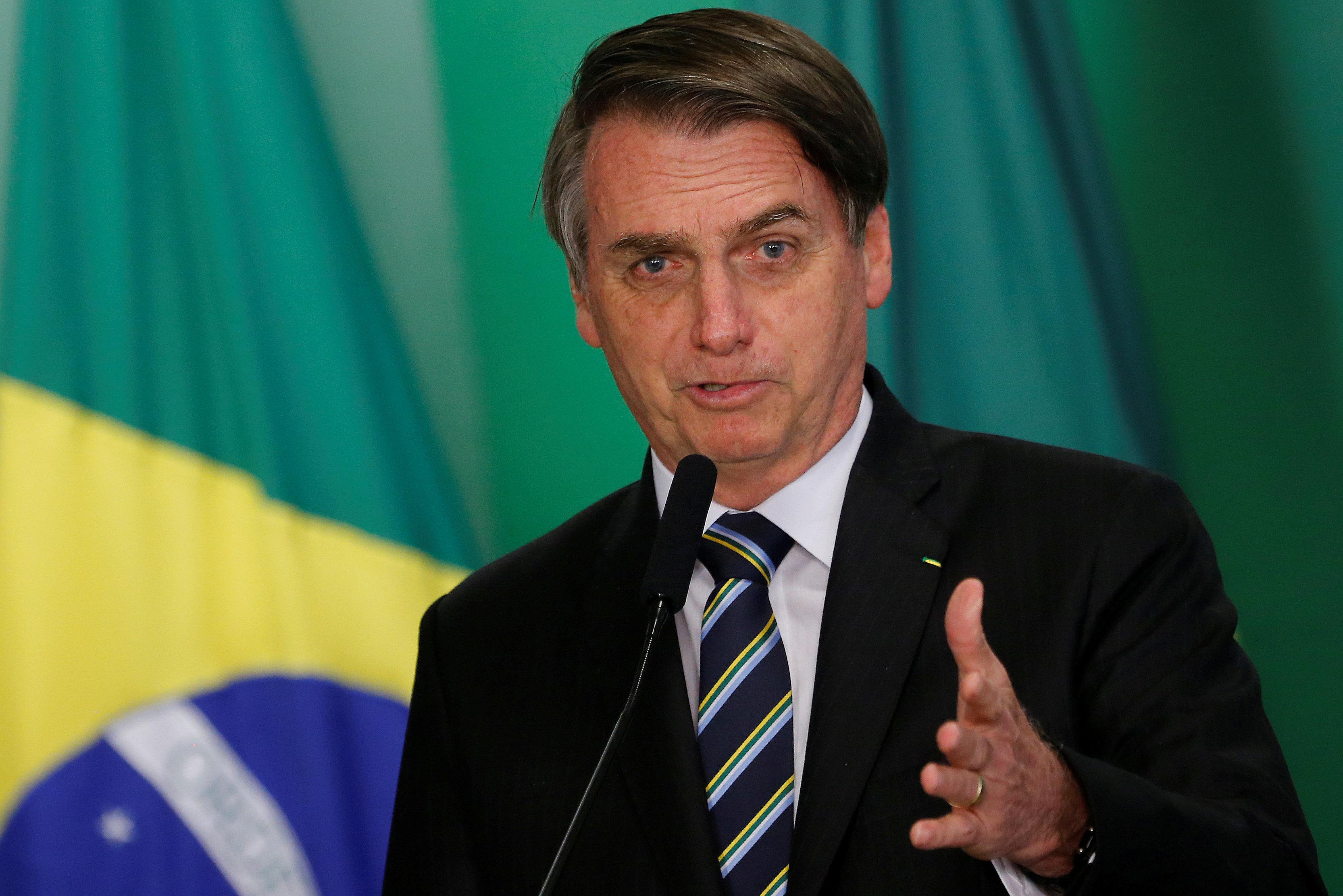 Natural History Museum Won't Host Event Honoring Brazil President Jair Bolsonaro
