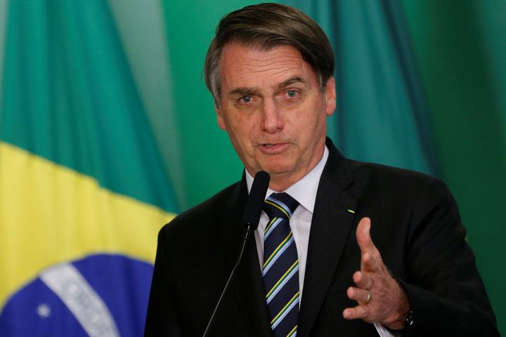 Natural History Museum Cancels Event Honoring Brazil President Jair Bolsonaro
