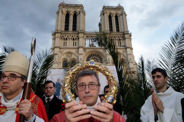 O que foi salvo e o que se perdeu no incêndio da Notre
