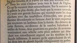 Victor Hugo était partout sur les réseaux sociaux pendant l'incendie de