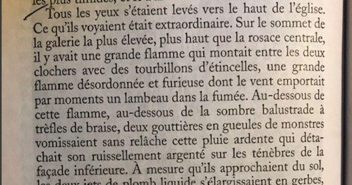 Notre Dame De Paris De Victor Hugo était Partout Sur Les