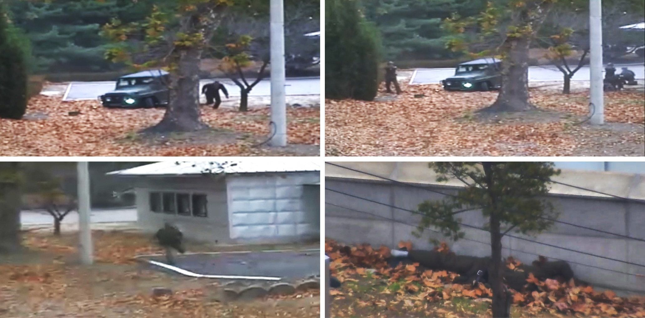 '귀순 북한군 병사' 오청성이 얼굴을 공개하고 밝힌 귀순