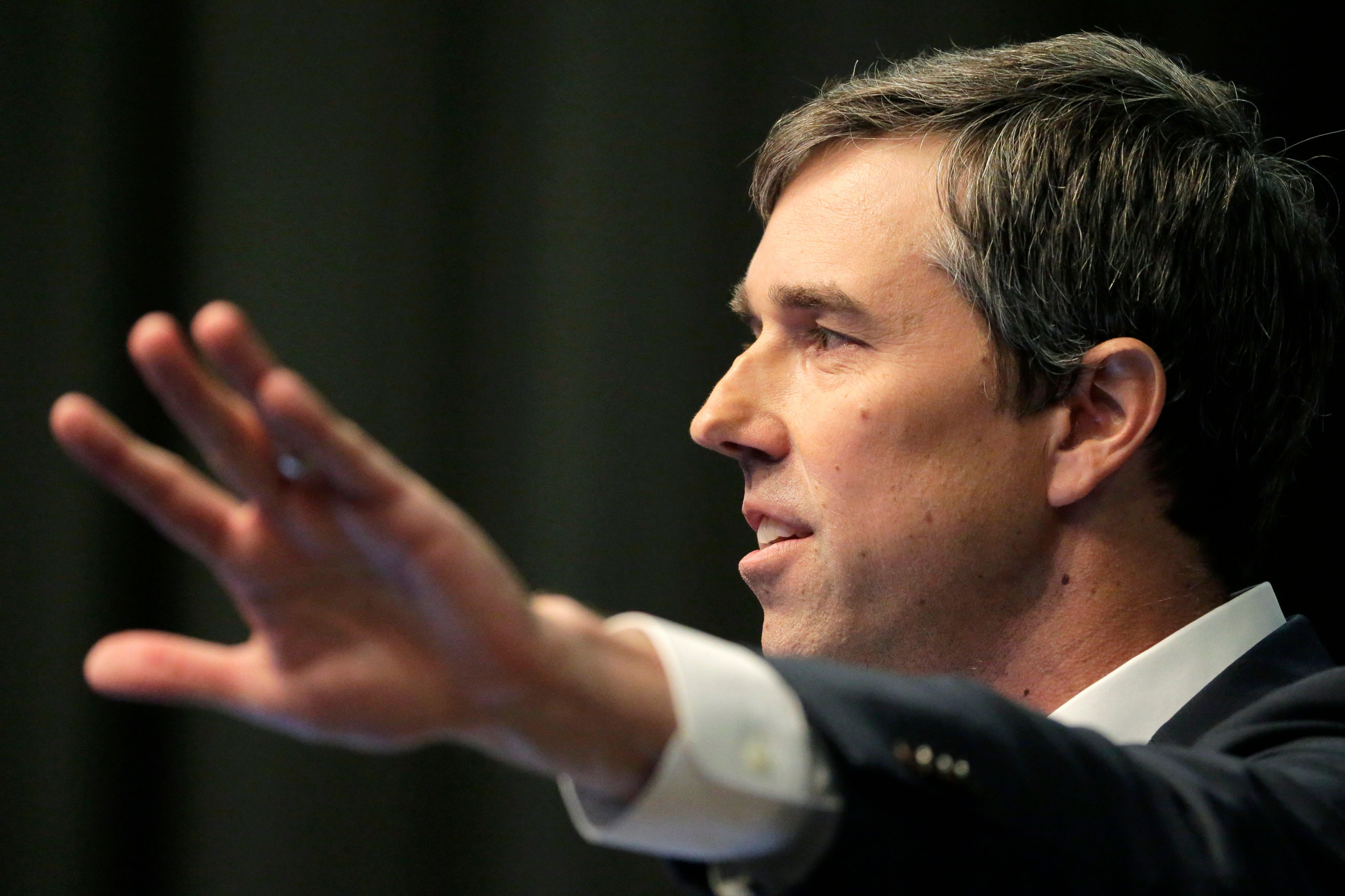 Beto O'Rourke Becomes Latest Contender To Release 10 Years Of Tax