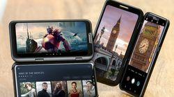 LG전자 최초 5G 스마트폰의 국내 출시가