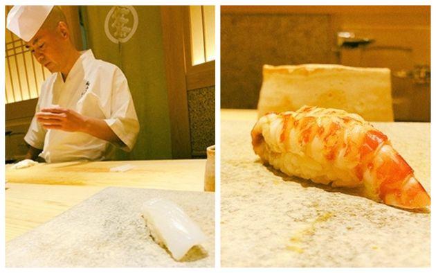 斎藤さんのコミュニケーション力は本当に高い。酢飯の温度に最初にこだわったのは斎藤さんではないか