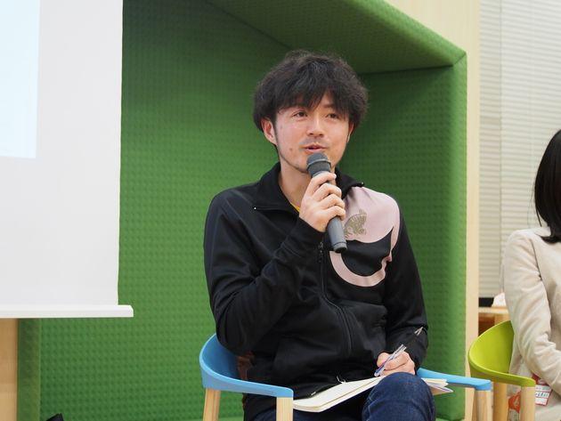 BuzzFeed Japan創刊編集長の古田大輔さん