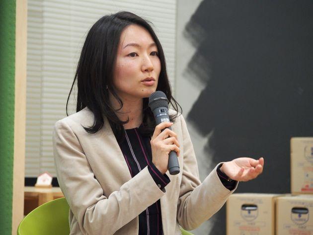 毎日新聞記者の藤沢美由紀さん
