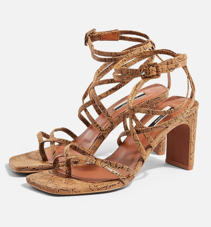 4c45870ec1238 The Best Of The Barely-There Sandals On The High Street | HuffPost Life