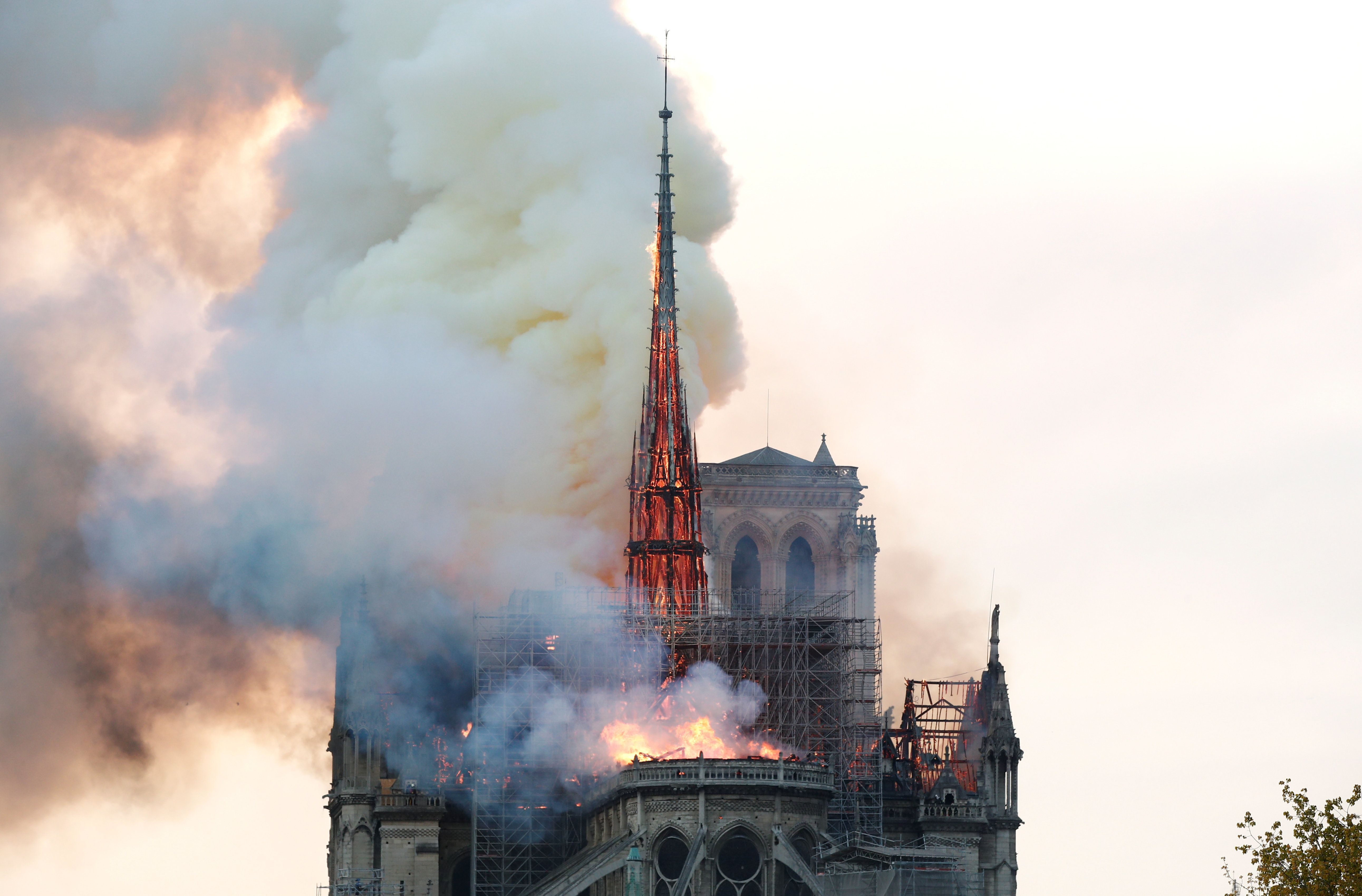 What Burned — And What Was Saved — In Fire That Consumed Notre Dame