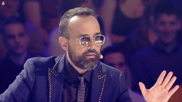 El comentario de Risto Mejide sobre el incendio de Notre Dame en 'Got Talent' (Telecinco) que no ha gustado