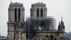 🔴En directo: Notre Dame tras el