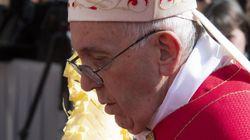 La reacción del papa Francisco en pleno incendio de Notre