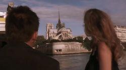 La escena premonitoria de la película 'Antes del atardecer' sobre Notre
