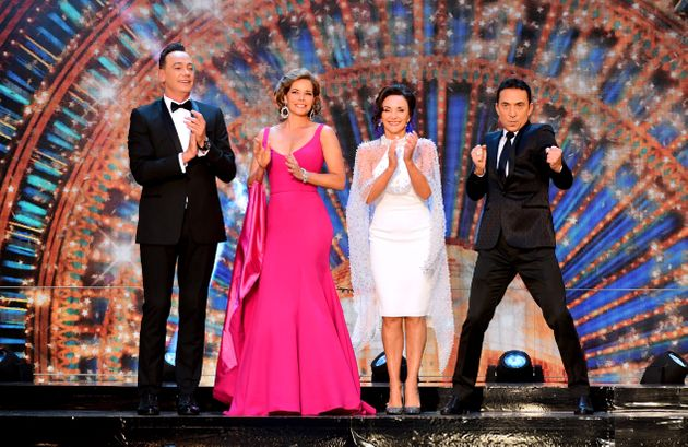Darcey and her fellow Strictly
