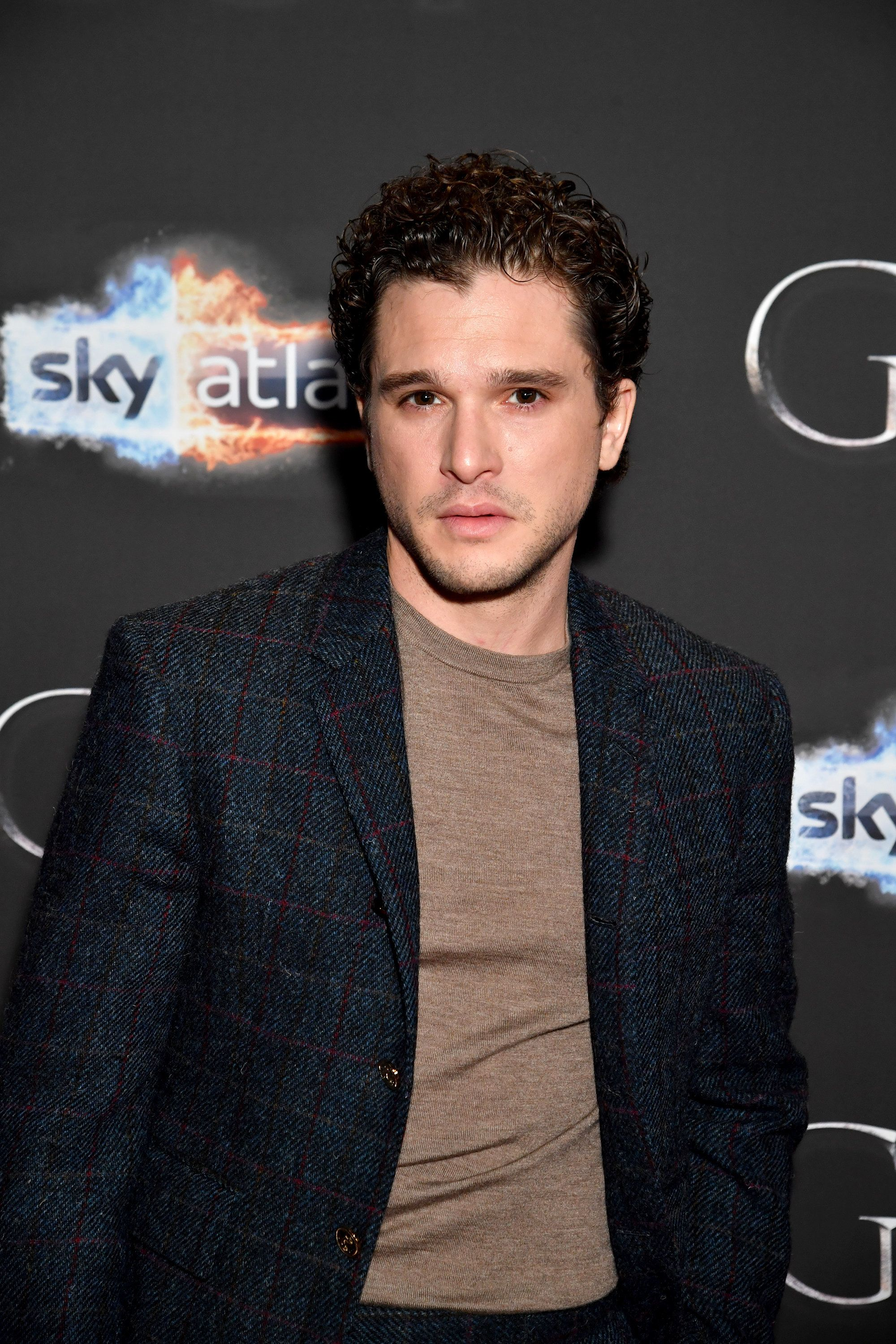 Kit Harrington arrives at the Game of Thrones Season Finale Premiere at the Waterfront Hall on April...