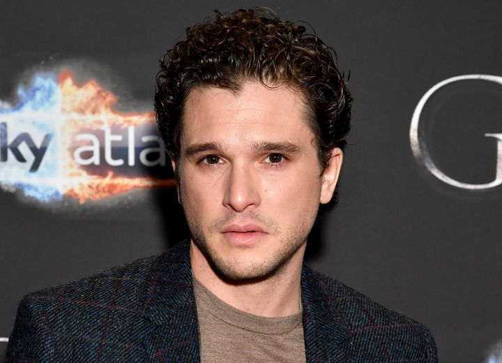 Kit Harrington arrives at the Game of Thrones Season Finale Premiere at the Waterfront Hall on April 12, 2019 in Belfast, UK.