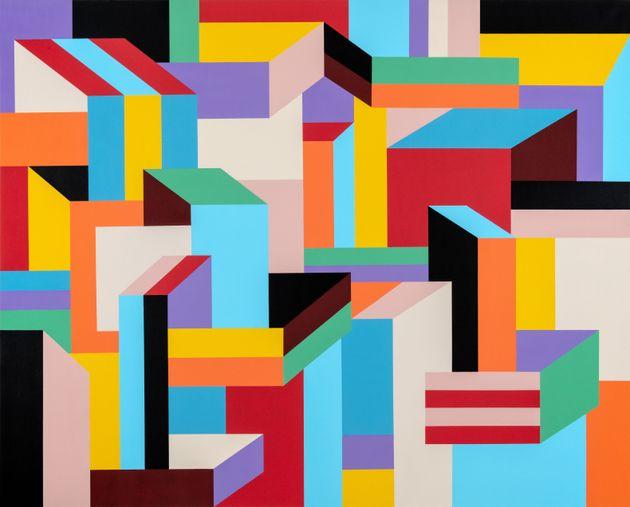 Totem, l'exposition haute en couleurs de Ghizlane