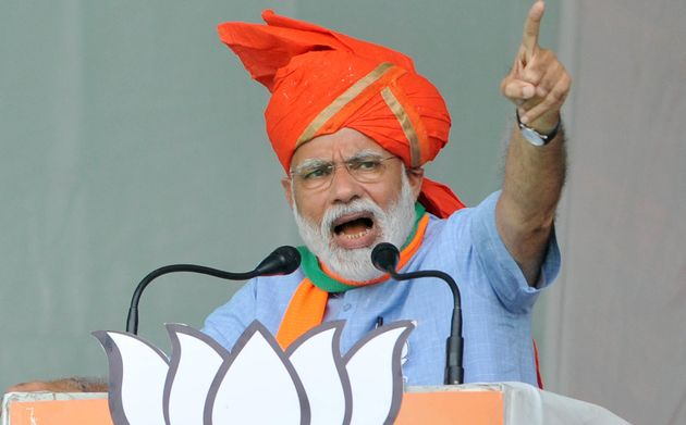 Narendra Modi Attacks Rahul Gandhi Over 'All Modi's Are Thieves'