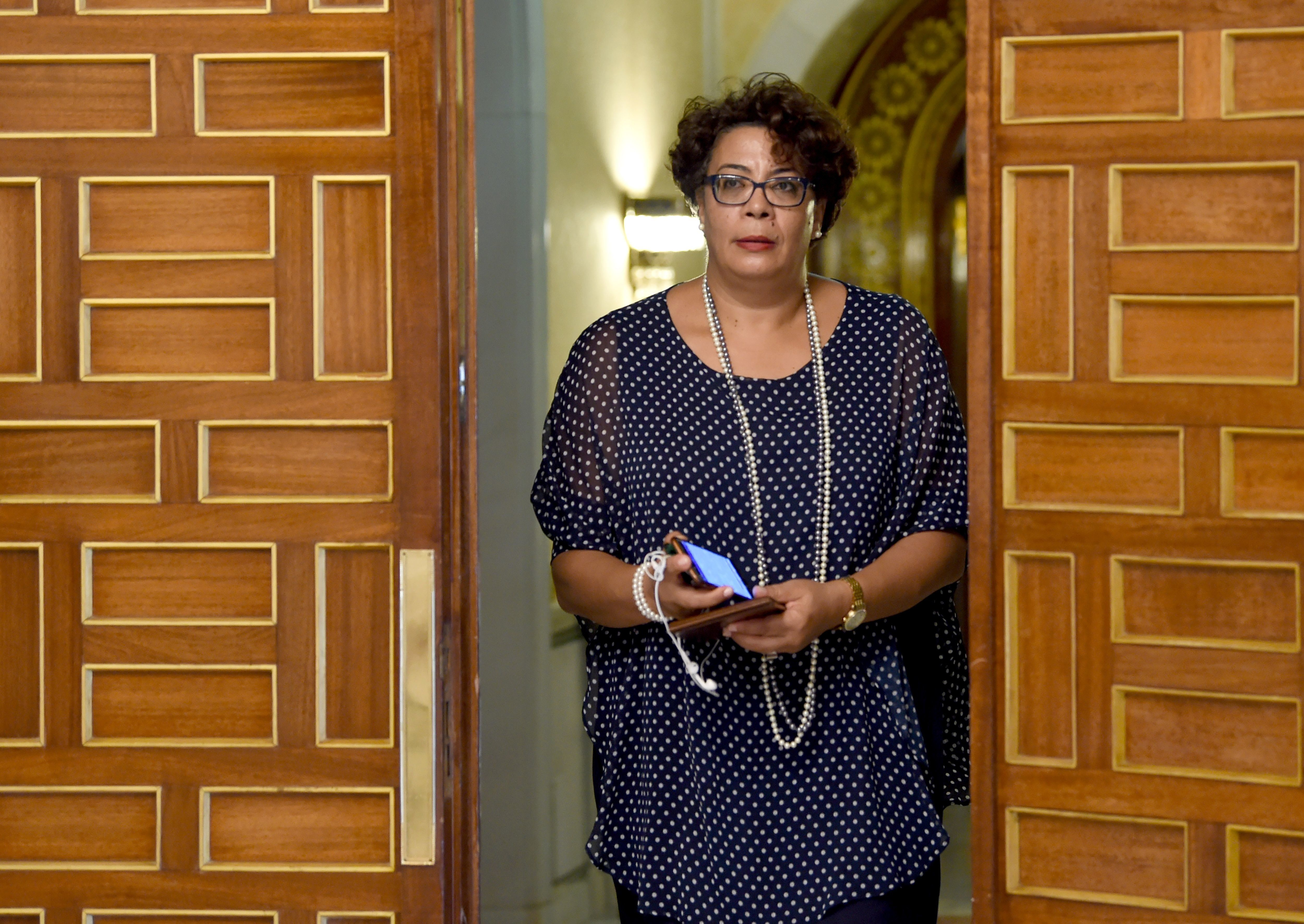 L'ombre de Béji Caid Essebsi a-t-elle plané sur le congrès de Nidaa Tounes? Saïda Garrach