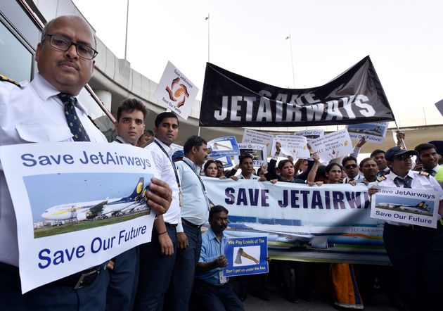 Jet Airways Likely To Temporarily Shut Down Operations: