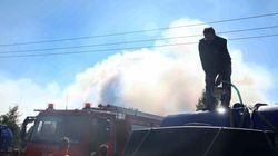 Πρόσληψη εποχικών 1.500 πυροσβεστών για 6