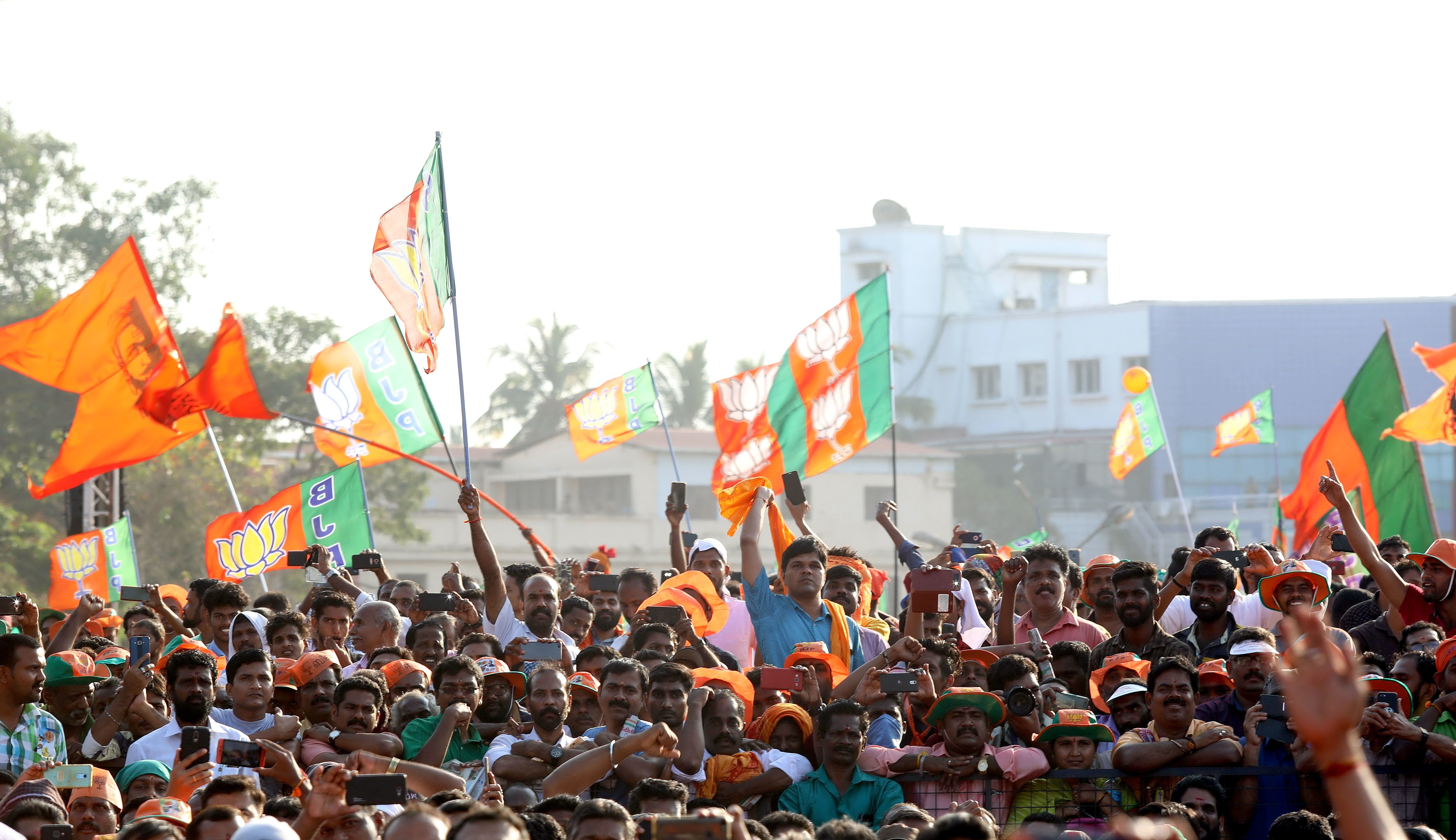 Elections 2019: In Kerala, BJP Is Winning In Hate