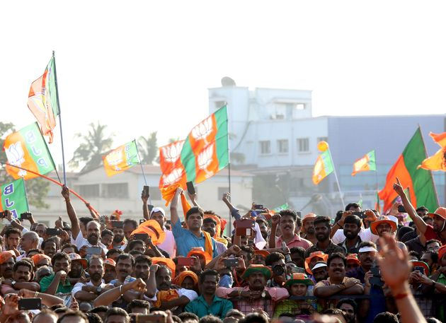 Elections 2019: In Kerala, BJP Is Winning In Hate