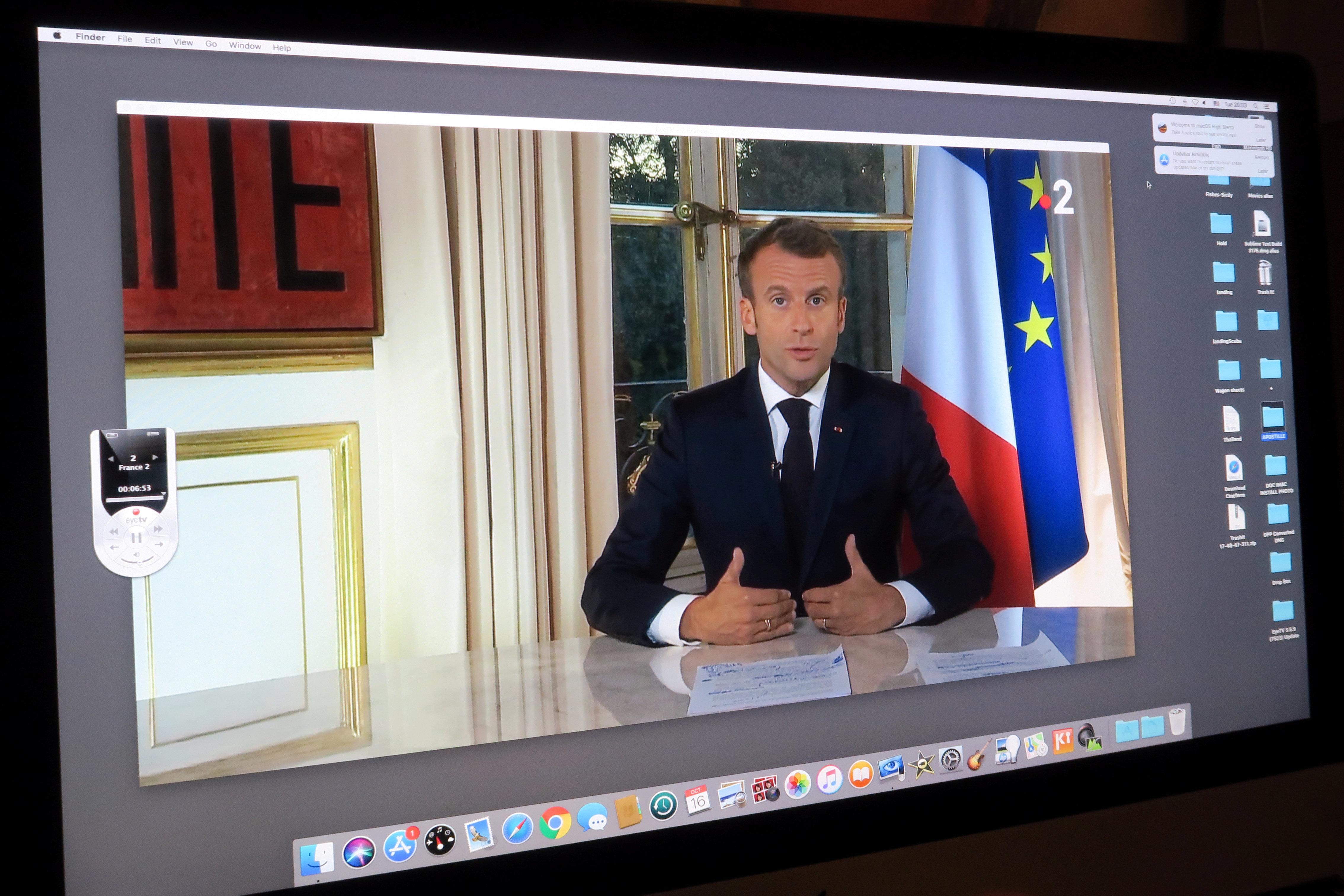Impôts, ENA, retraites... Les annonces que Macron avait prévu de