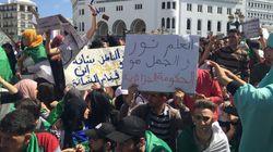 Les étudiants célèbrent la journée du savoir en contestation