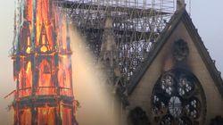 Así ha quedado Notre Dame tras el