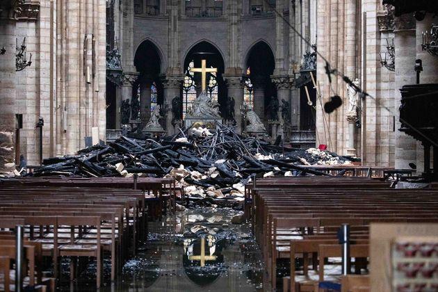 Pourquoi la reconstruction de Notre-Dame de Paris sera longue (même si ça n'est que le