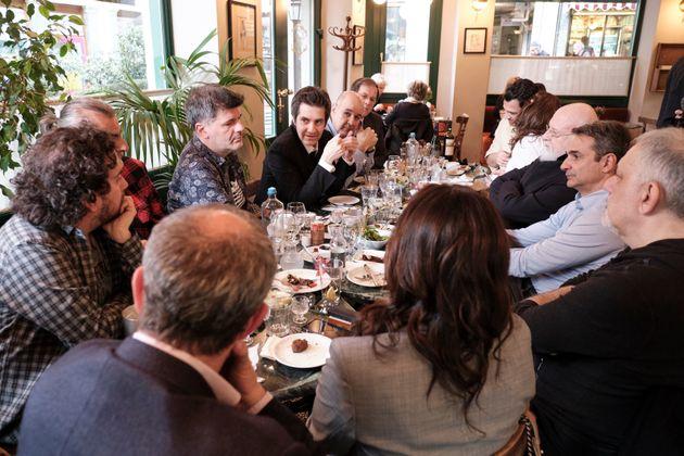 Μητσοτάκης: Στηρίζω τη δημιουργία ανεξάρτητου οργανισμού για τα πνευματικά