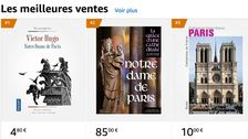 Book Sales For The Hunchback Of Notre Dame' Soar In France After Cathedral Fire