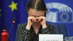 El emocionante discurso de Greta Thunberg: