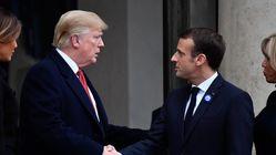 Notre-Dame: Donald Trump adresse ses