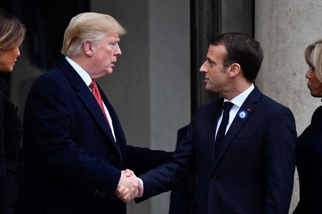 Notre-Dame de Paris: Donald Trump adresse ses
