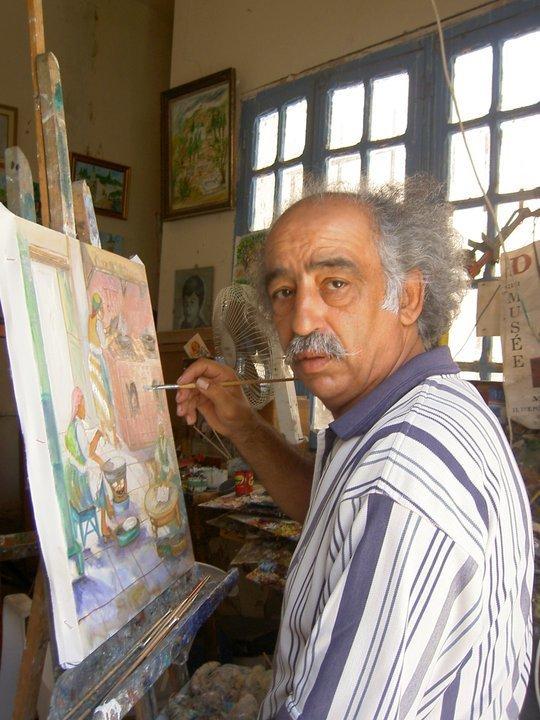 Mhamed Ressaissi, ce peintre de la mémoire de la Tunisie