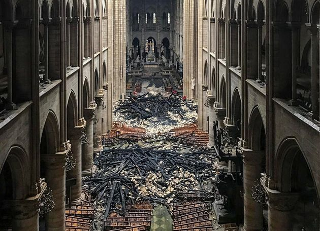 Notre Dame De Paris Que Reste T Il Et Qua T On Perdu à