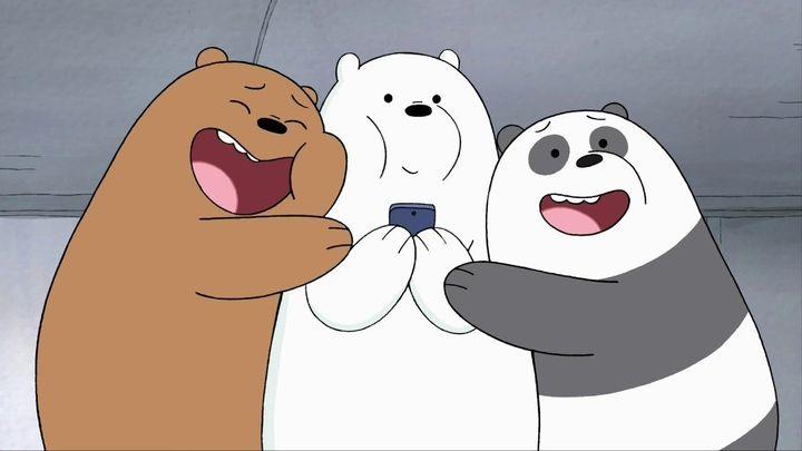 We Bare Bears Netflix
