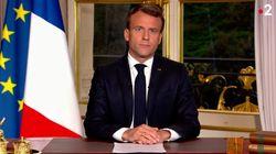 Macron veut que la cathédrale Notre-Dame de Paris soit rebâtie