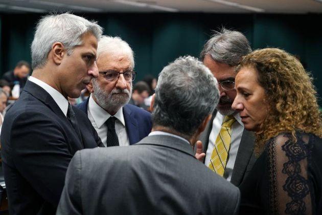 Oposição reagiu a articulação de Felipe Francischini (PSL-PR) para acelerar...