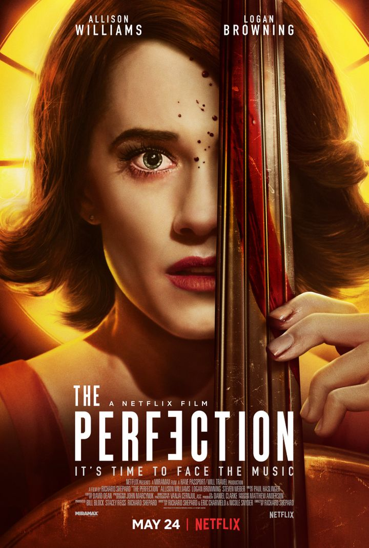 """The Perfection"" hits Netflix on May 24."