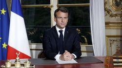 Macron promete reconstruir la catedral