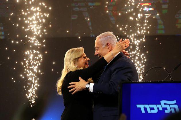 netanyahu ministro israel primer rivlin apoyos gantz