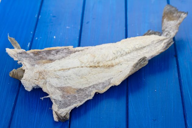 Fique atento ao rabo do bacalhau para saber se é de verdade ou
