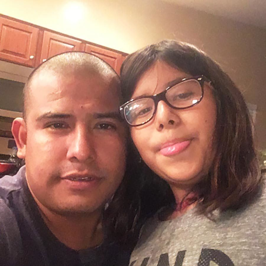 Dad Whose Soldier Wife Died In Afghanistan Details His ICE Arrest,