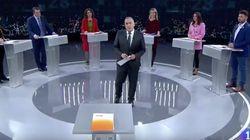 EN DIRECTO: el debate 'a seis' en