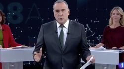 El alegato de Xabier Fortes al comienzo del debate 'a seis' en