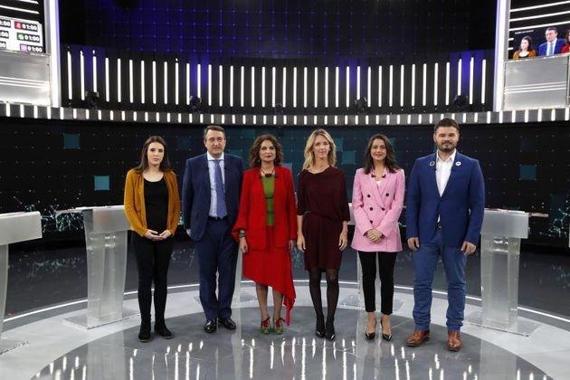 Diario de campaña, día 5: el debate a seis eleva la